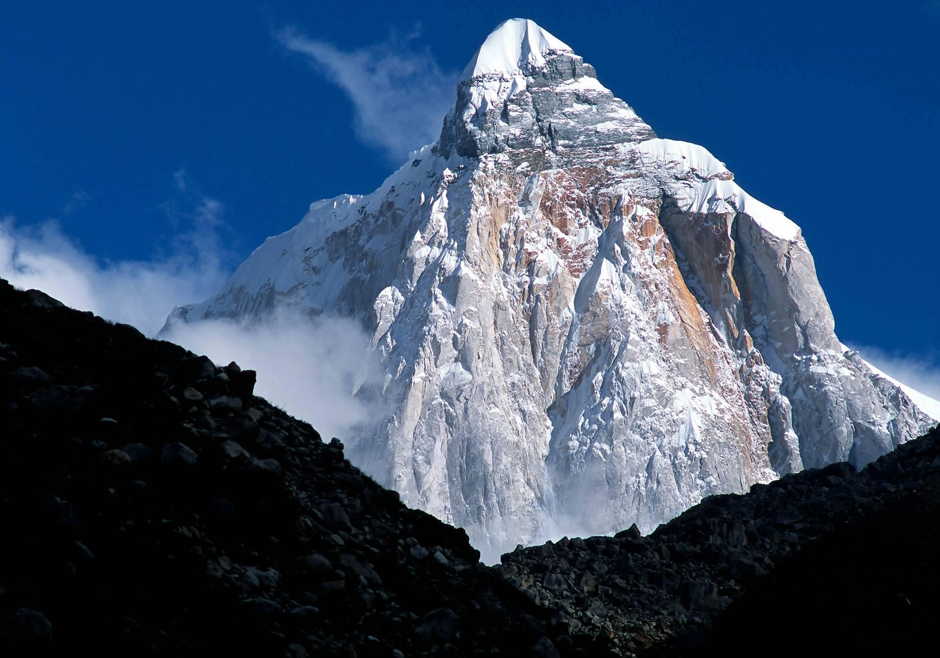 ©Melvin Redeker bergbeklimmer - Onbereikbare liefde