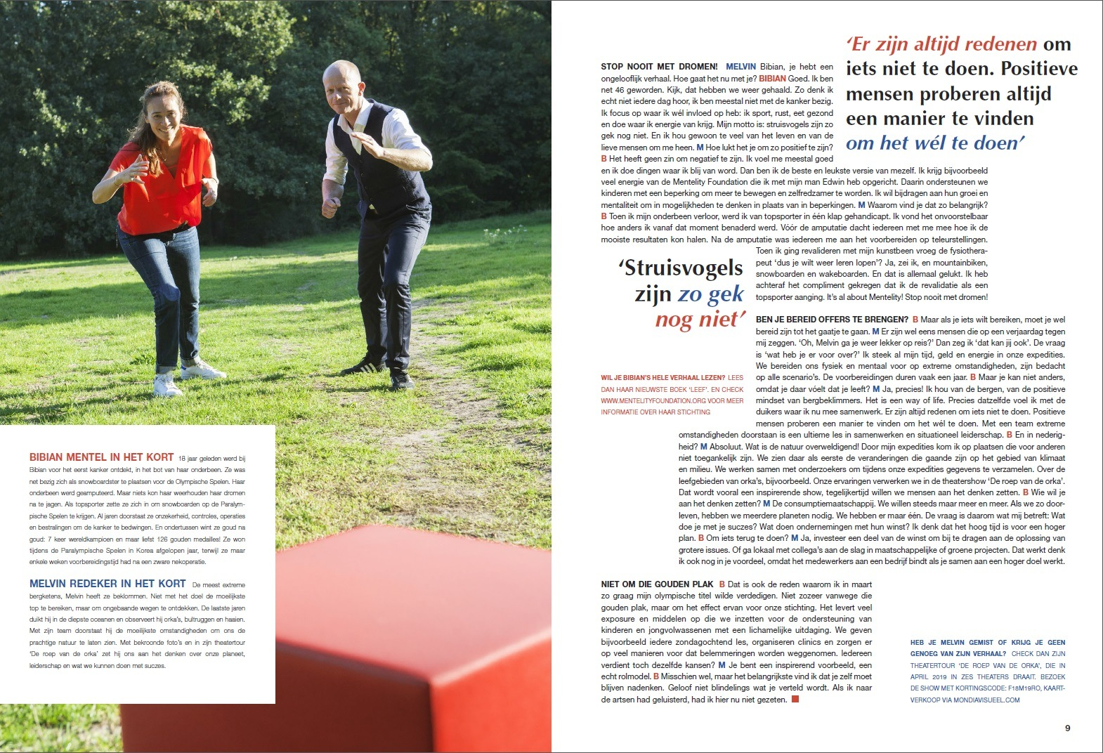 Koenen en Co: Interview met Melvin