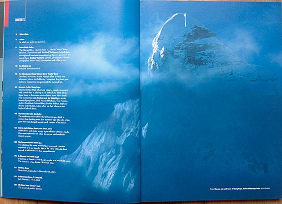The Alpinist Thalay Sagar
